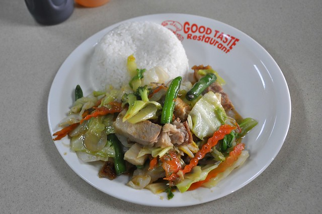Lechon Rice