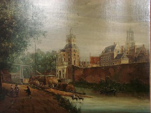 Wittevrouwenpoort (Detail)