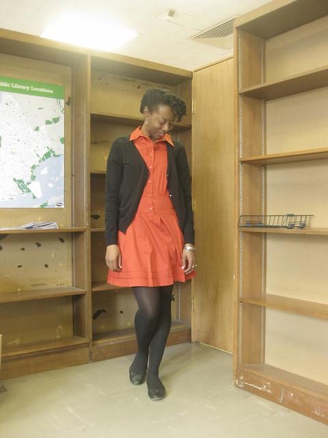 More Librarian Wardrobe
