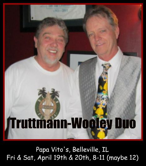 Truttmann-Wooley Duo 4-19, 20-13