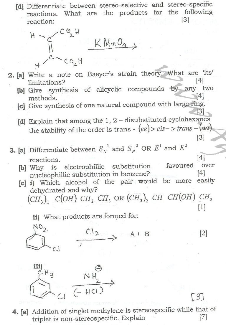 DTU Question Papers 2010 – 2 Semester - End Sem - BT-113