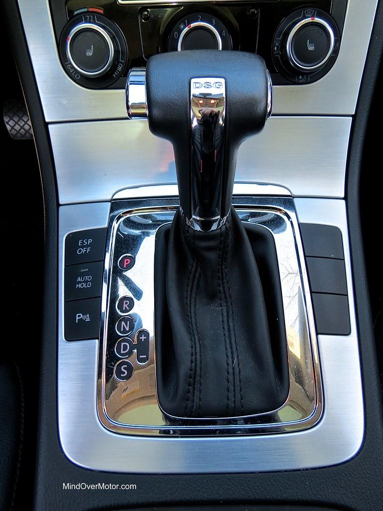 Volkswagen CC DSG Transmission