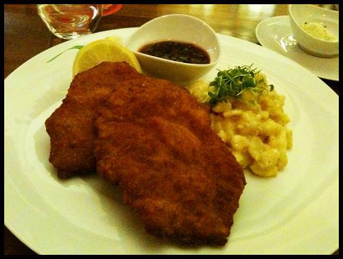 Original Vienna Schnitzel - Pork