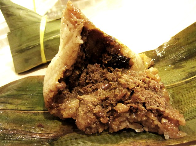 Meat & shitake 2