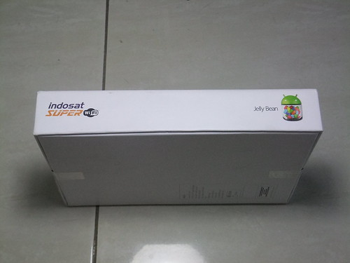 Nexian 8Mini Indosat Superwifi & Jelly Bean