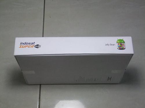 Nexian 8Mini Indosat Superwifi & Jelly Bean