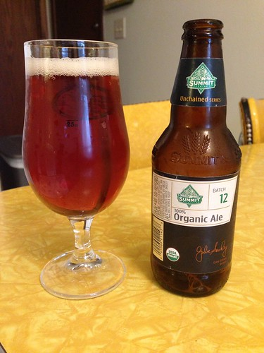 Summit Organic Ale