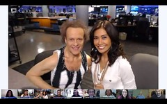 Hangout with Richard Simmons at Fox LA