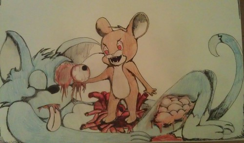 Jerry's Revenge by Skye