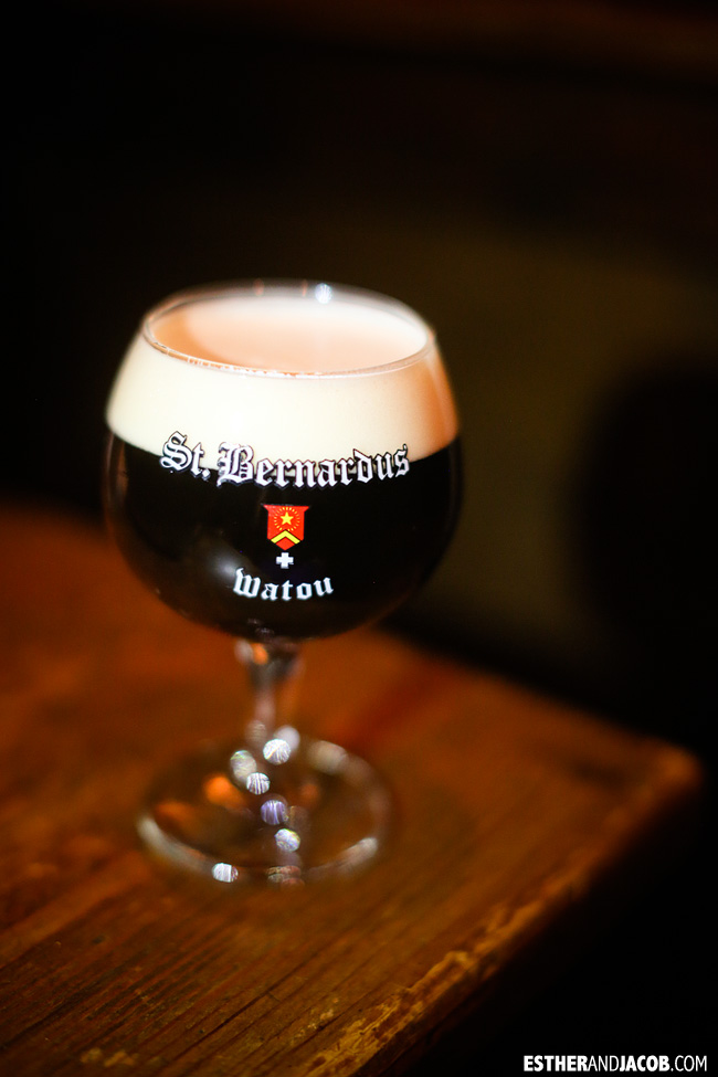 St. Bernardus Abt. 12 Brickstore Pub Downtown Decatur | Tourists at Home