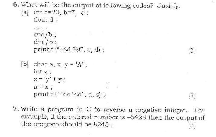 NSIT Question Papers 2008 – 3 Semester - Mid Sem - BT-204