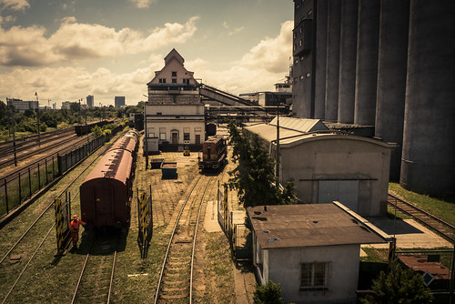 Stuck In The Lost Station (Bratislava, Slovakia) - Photo : Gilderic