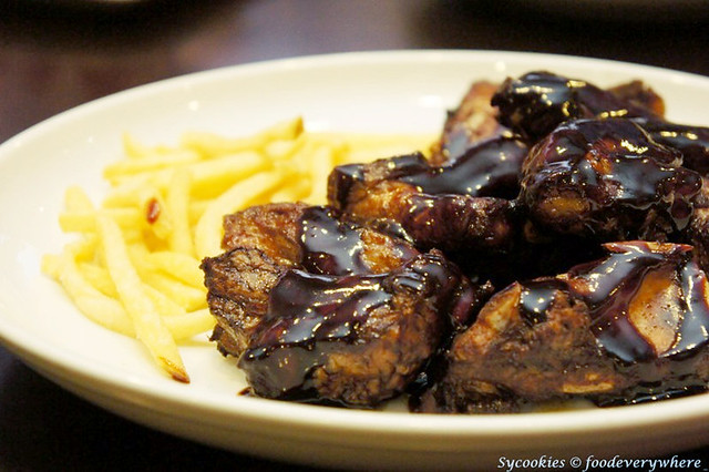 16.Pork Ribs in 7 Sauces (RM20.00@ skippys pizza (31)_