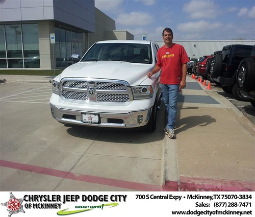 Dodge City of McKinney would like to wish a Happy Birthday to Michael Langan! by Dodge City McKinney Texas