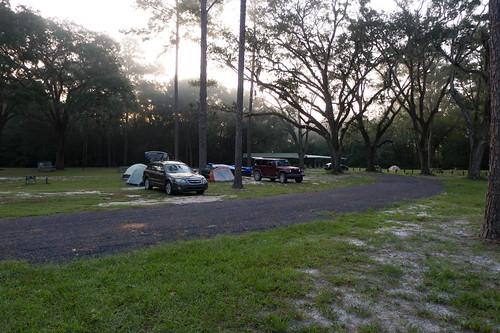 Camping at Traders Hill-003