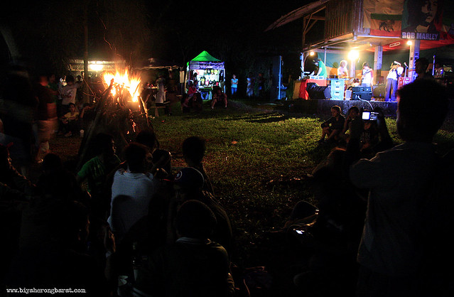 Tiaong Gubat Sanctuary Bonfire 5th Bob Day Roots Festival Quezon