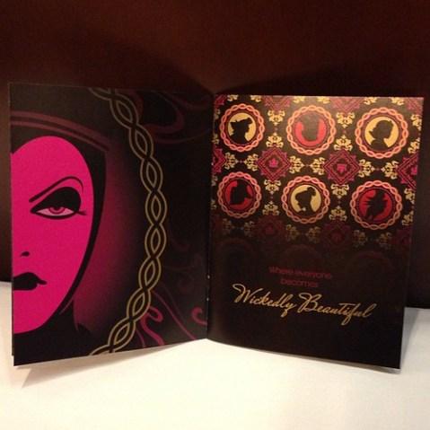 Beautifully Disney第一弾は「Wickedly Beautiful」で2013年3月発売。で、