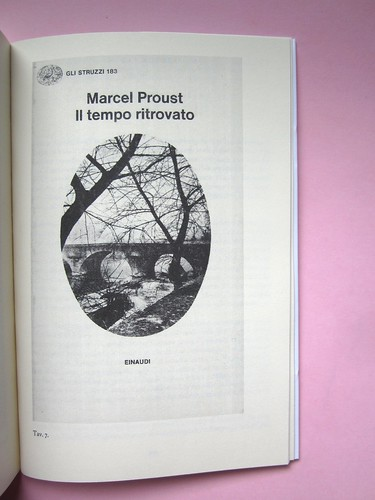 Proust e gli oggetti, a cura di G. G. Greco, S. Martina, M. Piazza. Le Cáriti Editore 2012. Impaginazione e grafica: DMD. Tavola 7 (part.), 1