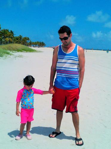 Crandon Park - Beach Day by alexthoth