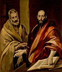 SS Peter Paul El Greco
