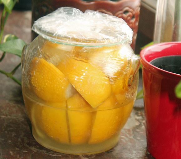 Marrokanische Salzzitronen