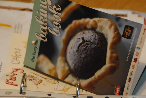 busy baking book