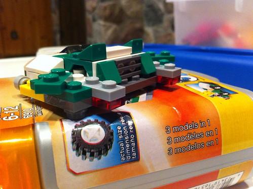Lego alternative model 6910