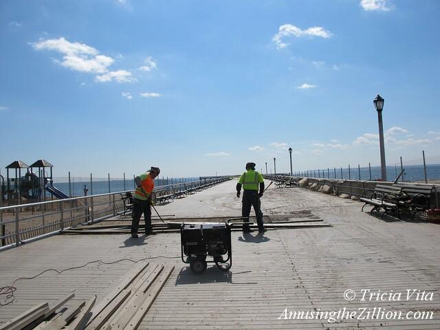 Steeplechase Pier