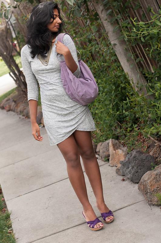 My Little Gray Dress-7