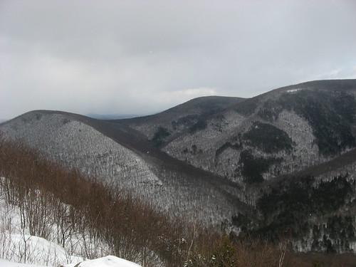 Mount Greylock cirque