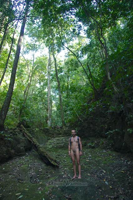 naturist 0009 Palenque, Chiapas, Mexico