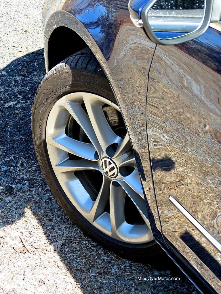Volkswagen CC wheels
