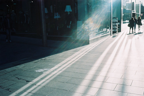 Long Shadows by Fitzrovia