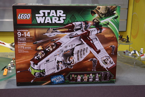 75021 Republic Gunship 1