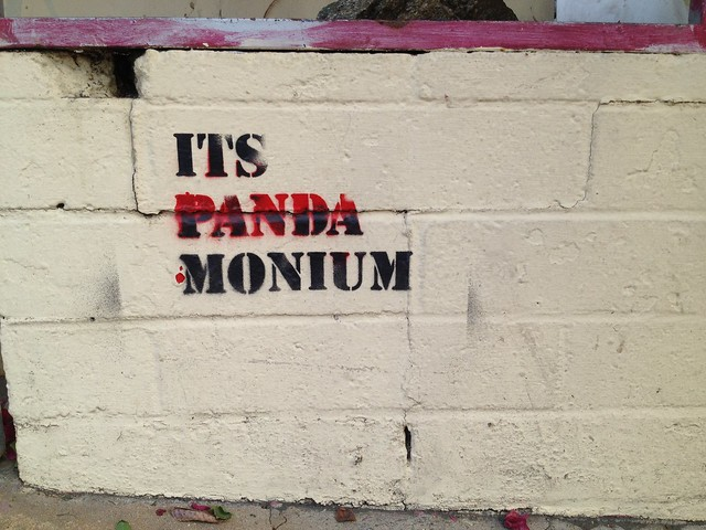 It's Panda Monium
