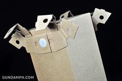Big Scale Danboard Cardboard Assembling Kit Review (40)