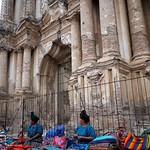 Guatemala, Mercado de la Iglesia del Carmen 02