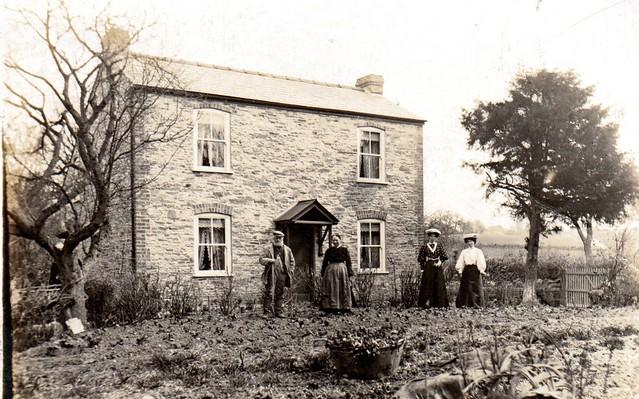 Dymock village past times