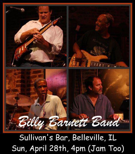 Billy Barnett Band 4-28-13