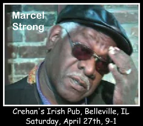 Marcell Strong 4-27-13