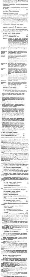 DTU Syllabus - Mechanical Engineering