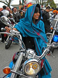 Vaisakhi - Lady Rider