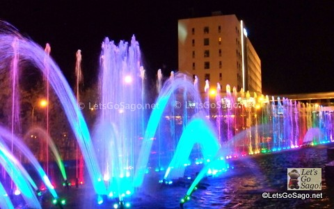 Fountain of Lights Attraction