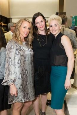 Kate Lamb, Kirsten Skipper, Danielle Velasco