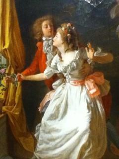 MIchel Garnier painting