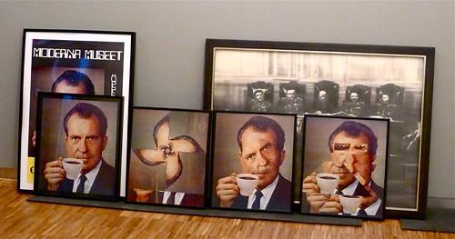 "Kjartan Slettemark: ""Nixon Visions"""
