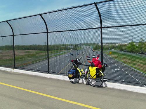 WOD trail overpass VA