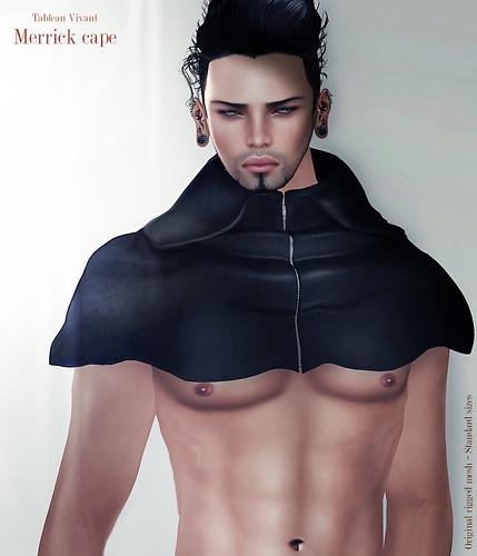 Tableau Vivant - Merrick cape AD