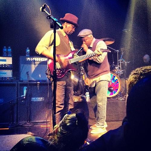 @livingcolourofficial rocking Chicago