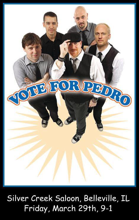 Vote For Pedro 3-29-13
